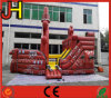 Inflatable Pirate Ship, Inflatable Bouncy Castle Slide for Sale