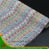 New Design Heat Transfer Adhesive Crystal Resin Rhinestone Mesh (HS17-20)