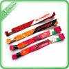 Custom Hot Sale Festival Fabric Printed Wristband