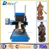 Intelligent 5 Axis Cylinder Engraving Router 3D Wood Sculpture Caving CNC Equipment Machine