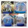 Christmas Decoration Photo Giant Ball Inflatable Human Snow Globe (JA-915)
