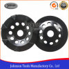 125mm&150mm Diamond Grinding Wheel for Concrete with Triangle Segment