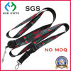 Most Welcomed Custom Polyester Sublimation Lanyard with Yoyo Badge Reel