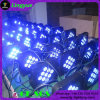 9PCS Mini Single LED Lights Battery Powered LED PAR Can