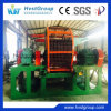 Large Capacity Waste Tire Shredder/Used Tire Shredding Machine for Rubber Powder