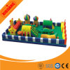 New Design Outdoor Inflatable Castle Slide for Kids Play