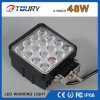 48W Square Offroad Auto LED Working Lamp Light