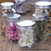 Factory Directly Provide 100ml-500ml Mason Jar with Two Pieces Lid