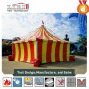 Colorful Outdoor Event Tents, Round Marquee Tent with Colorful Roof Cover