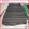 Plain Oxide Thread Rod Carbon Steel High Strength Left Hand Thread Fine Thread T Type 45# Thermal Refining All Thread Stud Bolt Mild Steel Rod Thread Rods