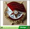 Russia Metal Badges for Souvenir