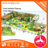 Customized Jungle Theme Free Design Children Indoor Playground for Maze