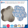 Flower Shaped Metal Biscuit Cookie Food Box