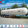 3 Axles 59.52cbm LPG Semi Trailer for Sale