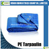 Blue Polyethylene Tarpaulin Fabrics / PE Canvas Tarps/ PE Sheet / Roll for Covering