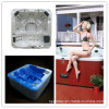 High Standard Acrylic Large 6 Person Family SPA (A610)