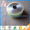 OEM Heavy Duty Rubber Coated Industrial Caster Trolley Wheel