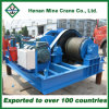 Slow Speed Electric Cable Winch in Mining Lifting Mine