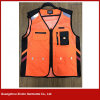 Guangzhou Factory Custom Printing Cheap Mesh Vest Fluorescent Orange Vest (V35)