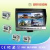 Sliver Rearview System CCTV Camera