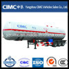 High Quality Cimc 58m3 LPG Tank Trailer