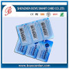 Non Standard Combo PVC Plastic Barcode Cards with Hole