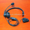 Two Way Radio Single Earmuff Headset for Nokia Thr880I