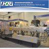 Capacity300-400kg/H Tse-75 Plastic Masterbatch Twin Screw Plastic Pellet Extruder