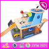 2015 New Wooden Toy Truck Set, Promotional Toy Truck Game, Pretend Play Truck Toy Set, Toy Moving Truck for Baby W04b027