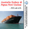 Freight Forwarder Shipping Australia Sydney / Papua New Guinea - Sea Freight Agent