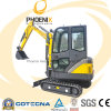 1.8ton CE Hydraulic Crawler Mini Excavator with Original Perkins Engine