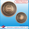 Anniversary Coin Custom Coin with Plated Antique Bronze
