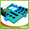 2015 Newest Big Commercial Trampoline Park with Nice Design