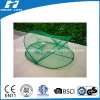 Green Color Semi-Oval Crab Net (HT-CN-0004)