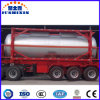 Vacuum Multilayer Insulation Cryogenic Tank Container