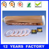 Free Sample! ! ! 0.11micron Single Sided Copper Foil Tape with Liner