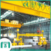 QC Type Double Girder Overhead Crane with Magnet