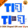 PVC Letter Shaped USB Flash Drive for Promotion Gift (YT-6433)