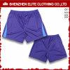 Customised High Quality Plain Soccer Shorts Purple (ELTSSI-7)