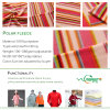 Polar Fleece Fabric for Garment Use