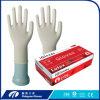Milky White Rubber Examination Gloves