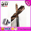Jingnuo 2 Flute Tungsten Carbide Drill Bits for Stainless Steel