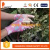 Ddsafety 2017 13 Gauge Nylon Polyester Shell Nitrile Coating Garden Work Gloves