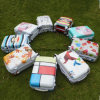 Bw1-002 Polyester/ABS 4 Piece Travel Bag Luggage Set