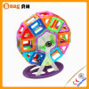 Plastic Magnetic Building Blocks with En 71