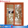 Customzied Aluminium Interior Sliding Door with Double Glass