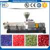 Co-Rotating Twin Screw Extruder Plastic Masterbatch Making Machine
