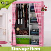 Portable Clothes Armoire Closet Wardrobe by Cosyhome-Freestanding