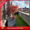 Fire Resistant Artificial Grass Garden Fence for Garden