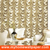 Curtain Like Wallpaper PVC Waterproof Decorative Wall Paper 3D for Home Decor